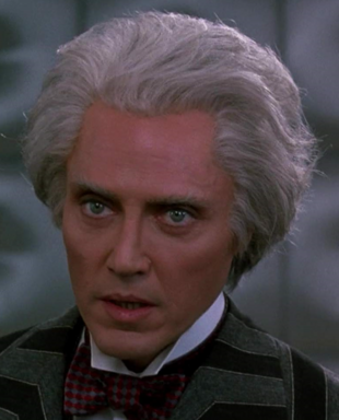 Christopher Walken als Max Shreck