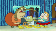 Bubble Bass Antagonizes Mrs. Puff and Old Man Jenkins