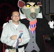 Disney Parks Ratigan