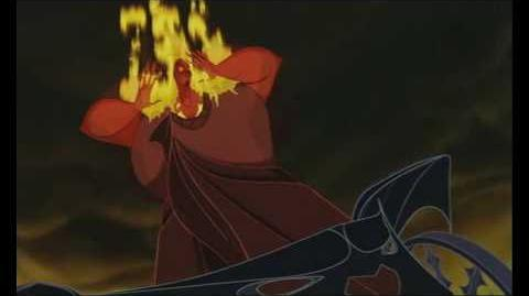 Hades' Pissed Off Moments, Disney's Hercules