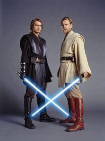 Anakin and obi