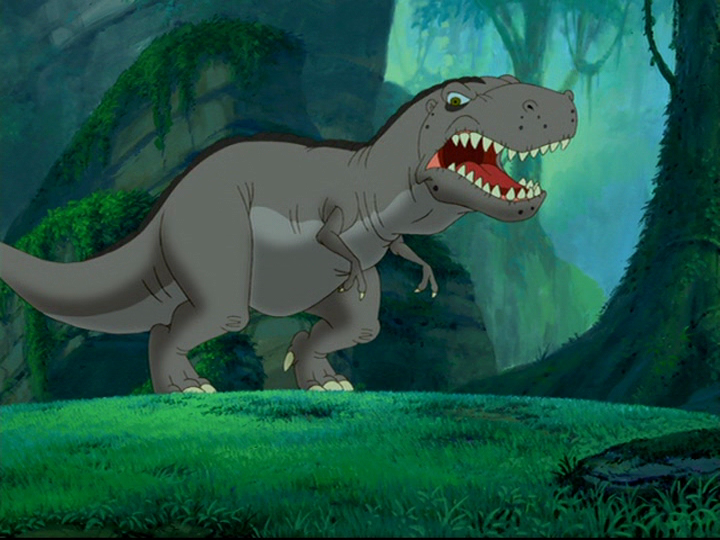Cool Gray Sharptooth | Antagonists Wiki | FANDOM powered by