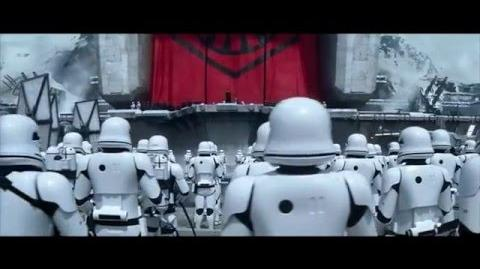 Star Wars The Force Awakens - General Hux's speech - Destruction Of Republic