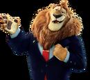 Mayor Lionheart (Zootopia Fanverse)