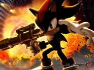 Shadow the Hedgehog Shadow