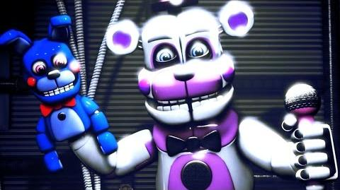 SFM FNAF Funtime Freddy (Voice)