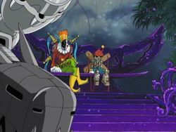 Lord Piedmon with Lord Machinedramon & Lord Puppetmon