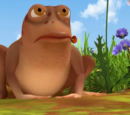 Frogette the Frog
