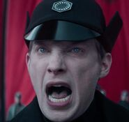 Hux angry