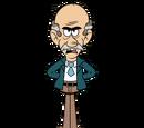 Principal Huggins