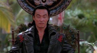 Shang Tsung Mortal Kombat 1995 Film Antagonists Wiki Fandom