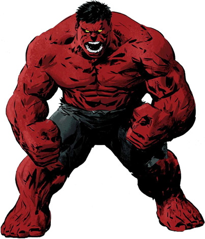 Red Hulk | Antagonists Wiki | FANDOM powered by Wikia