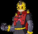 Iron-Masked Maurader