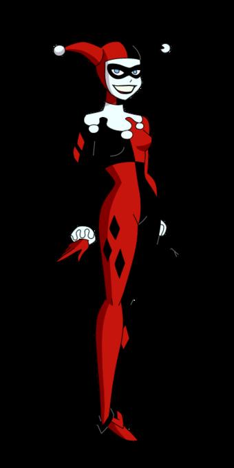 Harley Quinn Dc Animated Universe Antagonists Wiki Fandom