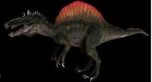 Spinosaurus Monsters Resurrected