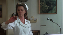 One flew over the cuckoos nest nurse ratched