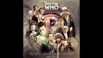 Doctor Who 50th Boxset - Disc 3 (3rd Doctor) - 09 - The Master's Theme