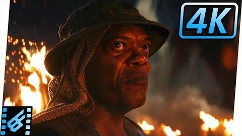 Kong Smashes Packard Kong Skull Island (2017) Movie Clip