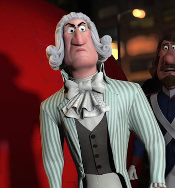 Maximilien de Robespierre (Mr. Peabody & Sherman)Fan Feed