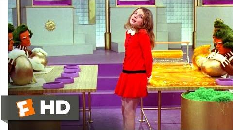 Willy Wonka & the Chocolate Factory - I Want It Now Scene (8 10) Movieclips