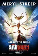 Queen Ant Poster