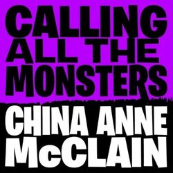 China Anne McClain Calling All The Monsters Album Cover Art