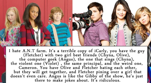 When did olive and dixon start dating on ant farm