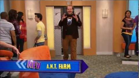 A.N.T. Farm Promo - past, presANT, and future - July 26, 2013 - Disney Channel HD