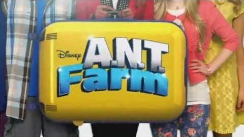 A.N.T. Farm - Season 3, Opening Credits.-1