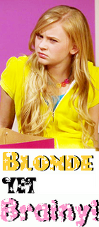 Blonde Yet Brainy