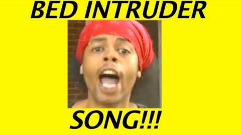 BED INTRUDER SONG!!! (now on iTunes)