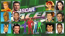 4.NASCAR Racers movie 2019 cast