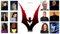 2.Batman Beyond Movie 2020 cast