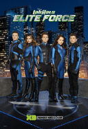 Lab Rats Elite Force Poster
