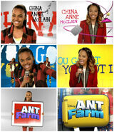Ant Farm OP Credits S1 & S3