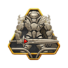 Médaille Éradicateur