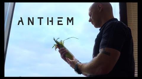 Озвучено Anthem игра - Кукурузный лабиринт BioWare-1