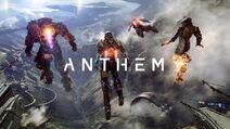 Anthem лого