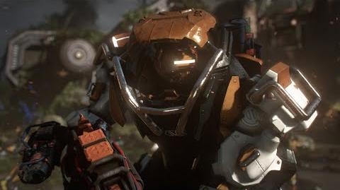 Offizieller Anthem-Trailer für die Game Awards 2018