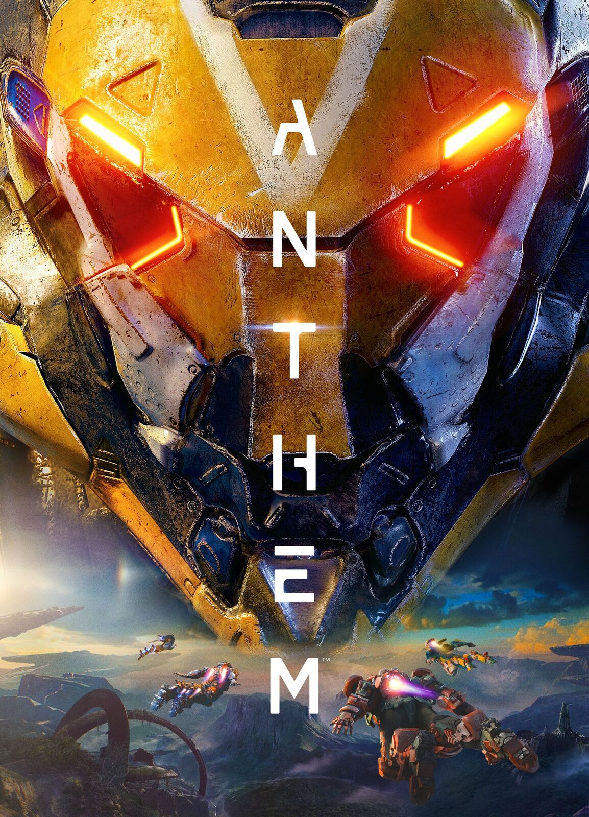 anthem pre order limited edition