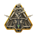 Soldier Playstyle Medal