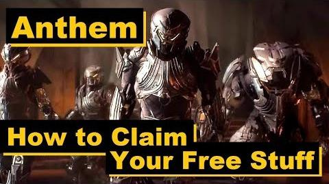 How to Claim Your Free Stuff Anthem