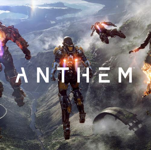 Anthem Wiki Fandom