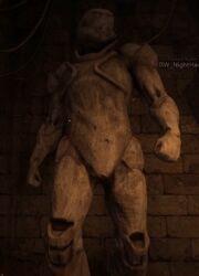 Freelancer Statue