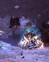 1 Star Lesser Ash Titan Encounter