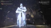 Icetide statue