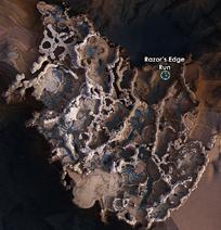 Razor's Edge Run
