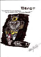 Deviot (self-composed protrait)