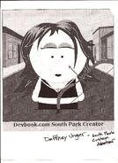 TNA Daffney - South Park avatar custom (Sept. 2010)