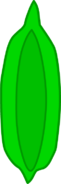 Peapod body